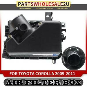 Air Cleaner Intake Filter Box For Toyota Corolla 2009 2010 2011 1 8l Make In Us