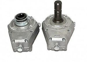 Flowfit Hydraulic Pto Gearbox For Group 2 Pump 1 3 8 Ratio 33 60004 6