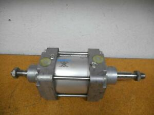 Festo Dng 100 35 ppva Pnuematic Cylinder 10bar 145psi Used
