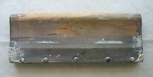 Silk Screen Printing 12 Long Wooden Ink Squeegee W Telescopic Bolts No Blade