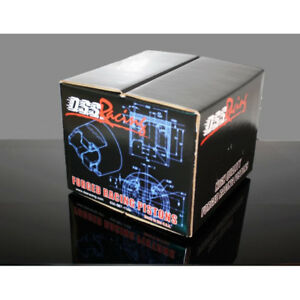 Dss Racing Piston Set 1825bsx 4000 Sx 4 000 Bore Forged Dish For Chevy Ls2