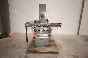 9740 Parker Majestic Model 2z 6 X 18 Surface Grinder