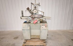 8718 Harig Super 618 Hand Feed Precision Surface Grinder