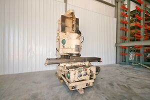 11370 Cincinnati Model 550 20 Vercipower Vertical Mill 94 1 2 X 20