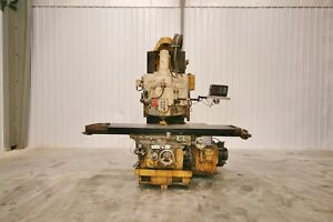 11358 Cincinnati Model 750 20 Vercipower Vertical Mill 116 1 2 X 20