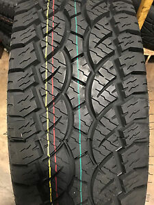 4 New 285 70r17 Centennial Terra Trooper A T Tires 285 70 17 R17 2857017 10 Ply