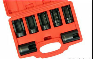 7pc Special Injector Socket Tool Set For Peugeot Citroen 2 0 Hdi L Engines A3006