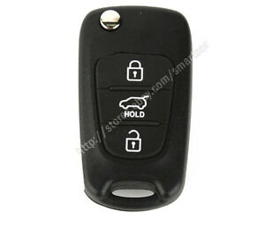 Keyless Entry Folding Remote Transmitter Key For 2010 2011 2012 Kia Sorento