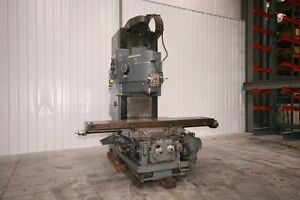 12132 Cincinnati 650 20 Vercipower Vertical Mill 104 X 20 Table 50 Hp