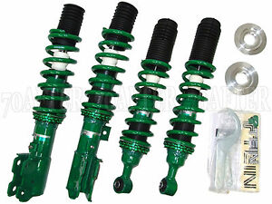 Tein Street Basis Z Coilovers For 08 16 Mitsubishi Lancer De Es Gt Gts Ralliart