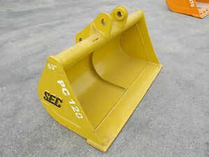 Sec Excavator Ditching Bucket To Fit A 12ton cat312 Cat311 Pc120 And More