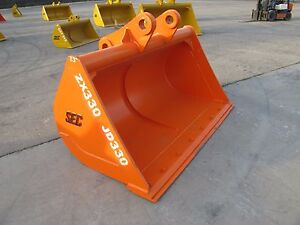 Sec Excavator Ditching Bucket To Fit 30 Ton cat330 zx330 sk330 Pc300 And More