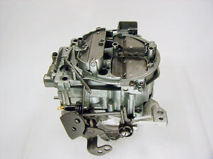 Quadrajet 7041211 Carburetor 1971 Corvette Camaro Chevelle 350 150 Core Refund