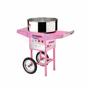 Great Northern Popcorn 6304 Vortex Machine With Cart And Electric Candy Floss Ma