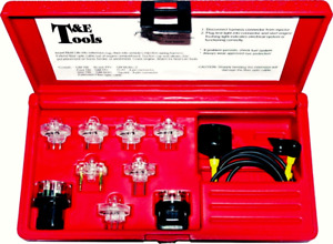 Deluxe Noid light Iac Signal Lights With Fibre Optic Extension T e Tools 3220