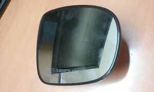 Lexus Is250 is350 Mirror Glass Rh Passenger Side non heated no Blind Spot Used