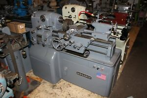 Monarch Model 10ee 12 5 X 20 Lathe 12 5 Swing 4000rpm New 1961