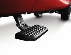 Amp Bedstep2 Retractable Side Bed Step For 07 18 Toyota Tundra Dbl Cab 75409 01a