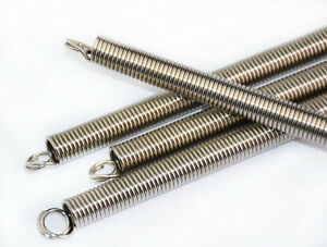 1 2 1 5 2 2 5mm Wire Diameter 300mm Length Extension Spring 304 Stainless Steel
