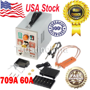 Sunkko 709a Pulse Spot Welder Welding Soldering Machine For Battery Packs 1 9kw