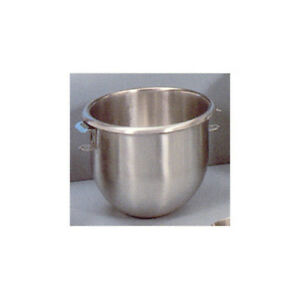 Stainless steel 12 Quart Mixer Bowl For The Hobart 12qt Mixer