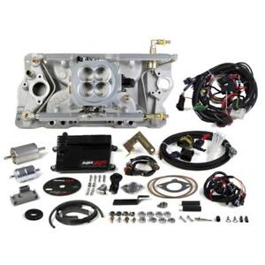 Holley 550 810 Multi Point Fuel Injection System Hp Efi 1000cfm For Chevy Sbc