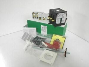 Vccf5 Schneider Electric 3 Pole Door Mount Non Switch Disconnector new In Box