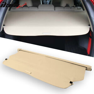 Fits 12 16 Crv Cr V Oe Retractable Rear Cargo Security Trunk Cover Beige New