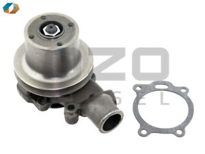 4131a013wp oz Water Pump Fits Perkins 4 236 4 248 With Pulley u5mw0104