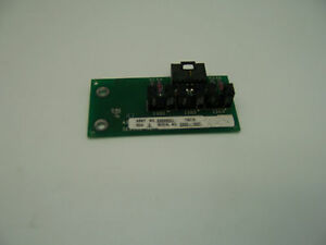 Melco Pcb X home Limit Assembly Pn 006492 01