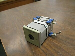 Electroswitch Series 20 Rotary Switch 20ke 1104a4 20a 600v Used