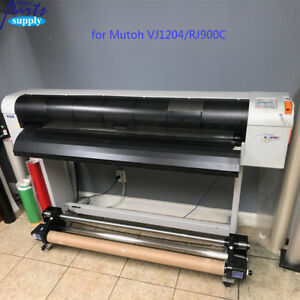 Factory Support Mutoh Valuejet Vj 1604 Vj 1618 Take Up System Paper Collector