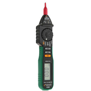Ms8212a Pen Digital Multimeter Voltage Current Tester Diode Logic Non contact