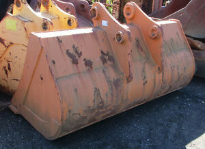 Excavator Grading Bucket Ssec Cn60 90 Unused