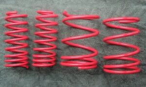 4 New Lotek Sport Lowering Springs 01 05 Honda Civic