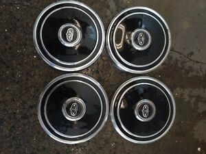 Ford Mercury Hubcaps