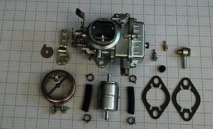 1962 65 Ford 144 170 196 200 6cyl Holley 1909 Replacement Carb 1 Barrel New