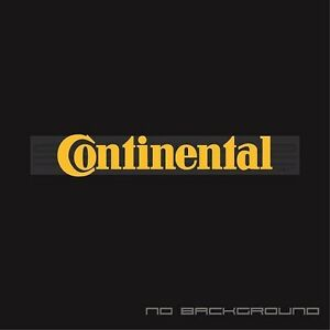 Continental Decals Stickers Racing Toyota Audi Subaru Honda Ford Tires Pair