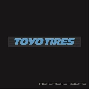Toyo Tires Decals Stickers Racing Toyota Audi Subaru Honda Ford Jdm Pair