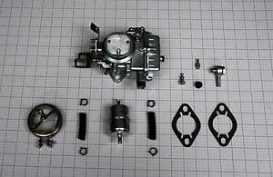 1960 73 Plymouth Dodge Truck 170 198 225 6cyl 1 Barrel Repl Carb Holley Model