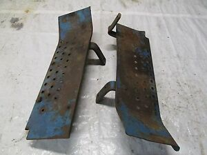 Ford 600 800 601 801 Early 2000 4000 Tractor Foot Boards
