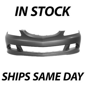 New Primered Front Bumper Cover Fascia For 2005 2006 Acura Rsx 04711s6ma91zz Fits Acura Rsx