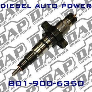Fuel Injector 04 5 2007 Dodge Ram Bosch For 5 9l Diesel Cummins 325hp Engine