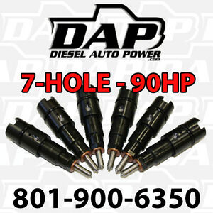 90hp Performance Injectors For Dodge Diesel Cummins 24v 90 Hp 1998 2002 Diesel