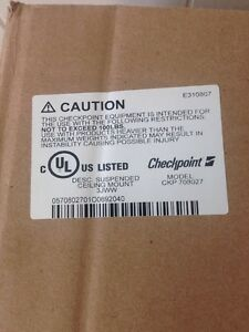 Checkpoint Security Systems Ckp 708027 Uspp Ckp708027