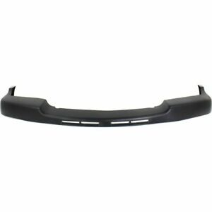 New Textured Upper Bumper Top Cover For 2000 2002 Chevy Silverado 2500 3500 Hd