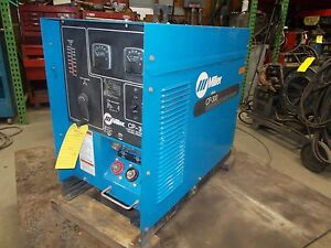 Miller Cp 300 Arc Welding Power Source Great Condition