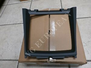 Bmw E70 X5 Genuine Center Console Trim Cover New 2007 2013
