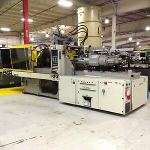Engel 200 Ton Injection Molding Machine Es650h 330v 200tl Used 80020