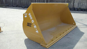Sec Excavator Wheel Loader Bucket Cat950g e f h 962g h